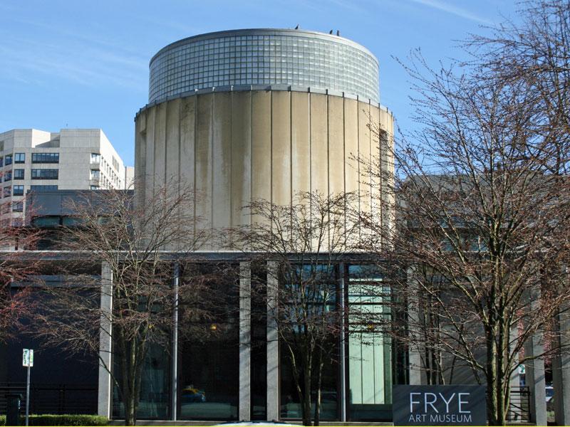 Frye Art Museum - First Hill