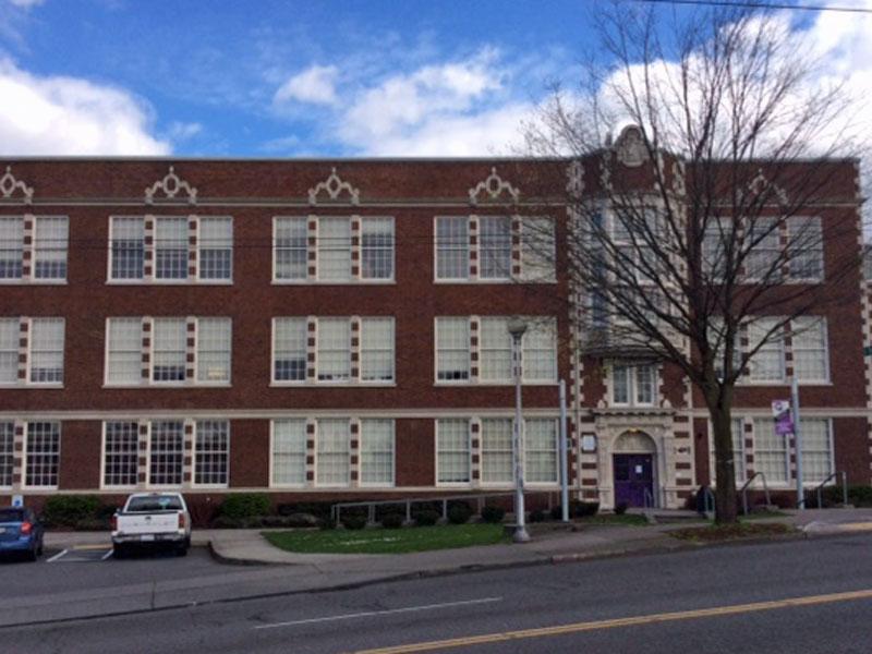 Garfield High School - Central District