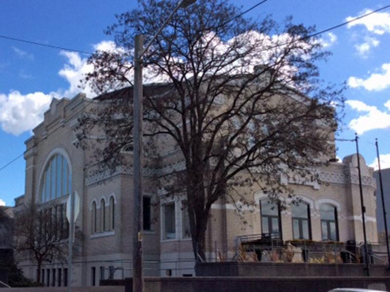 Langston Hughes Cultural  Center - Central District