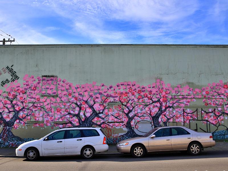 Little Saigon street art