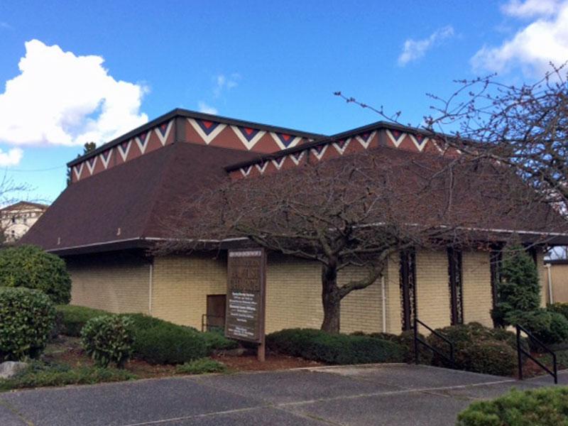 Mt Zion Baptist Church - Central District