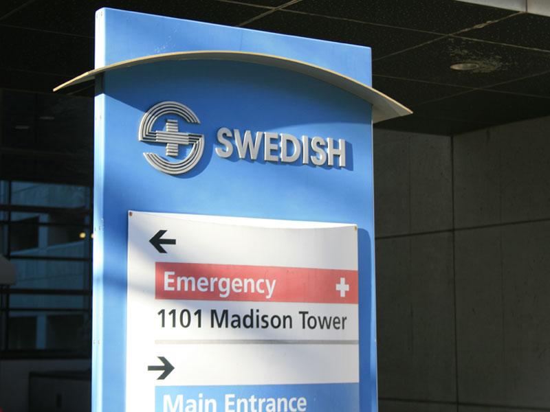 Swedish Entrance - First Hill