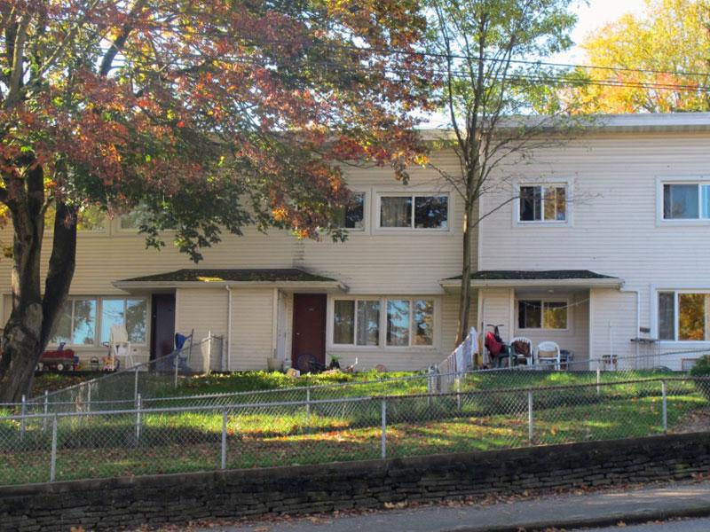 Yesler Way Housing
