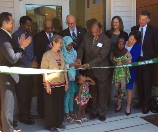 Kebero Court adds 103 new homes for low-income families