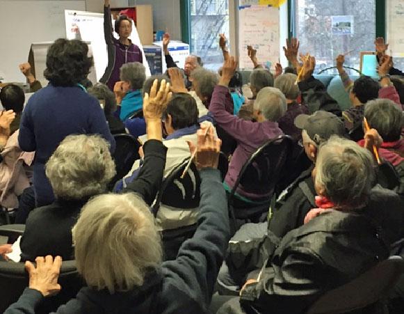 BUILD Health Challenge hosts community meetings