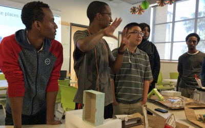 Yesler Youth lead the way to Green Healthy Living
