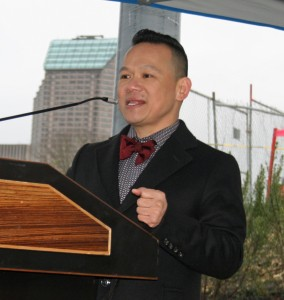 Tam Nguyen, founder, Friends of Little Saigon