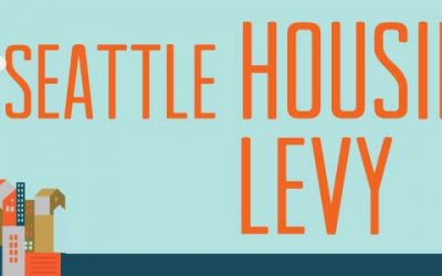 Yes! for Homes – Seattle Housing Levy up for renewal on August 2 ballot