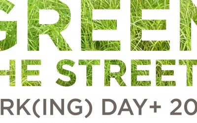 YCC partners participate in PARK(ING) DAY+